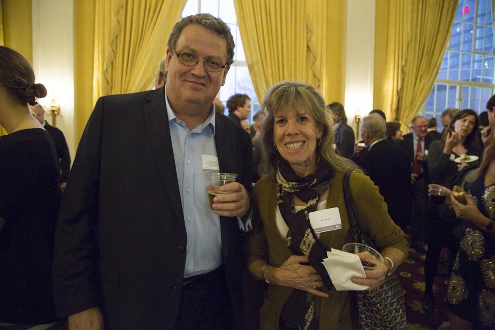 Quentin Wheeler (SUNY ESF), Kim Larson