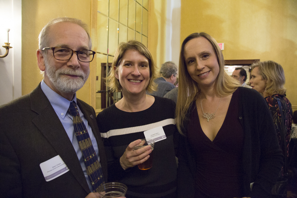 Dean Urban (Duke Nicholas School of the Environment), Elizabeth Kalies (TNC), Jodie LaPoint (TNC)