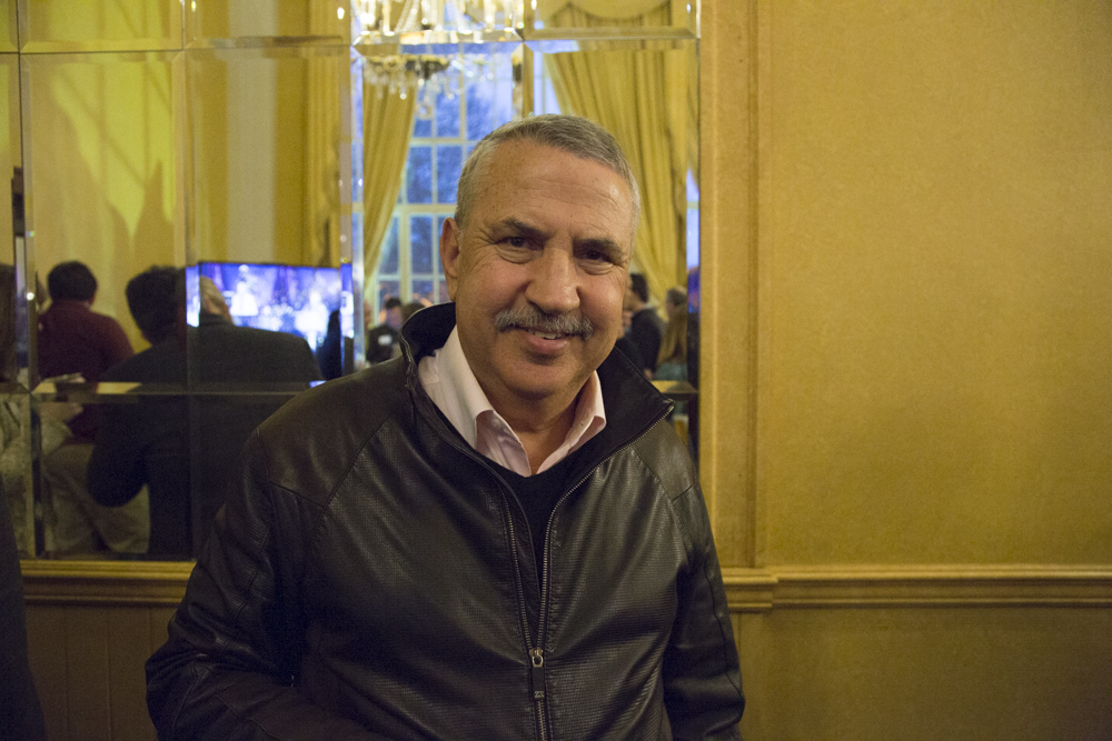 Tom Friedman (NY Times)