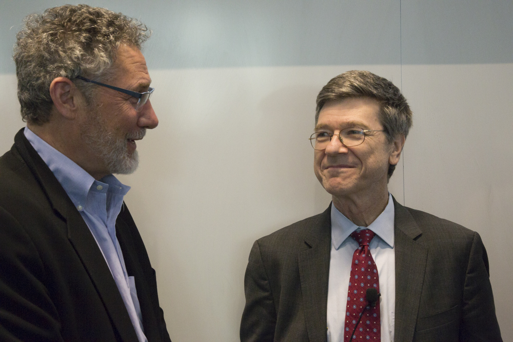 Jonathan Rose, Jeff Sachs (Columbia University, Half-Earth Council)