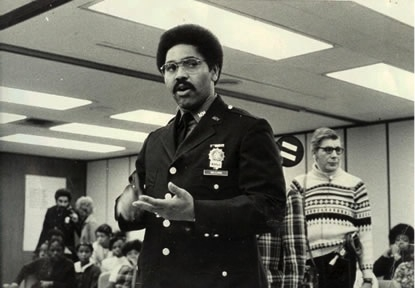Detective Ulysses Williams – 1st Double Dutch Clinic for Mobil Oil 1975 (  Archive Photos Courtesy of Mike Williams)