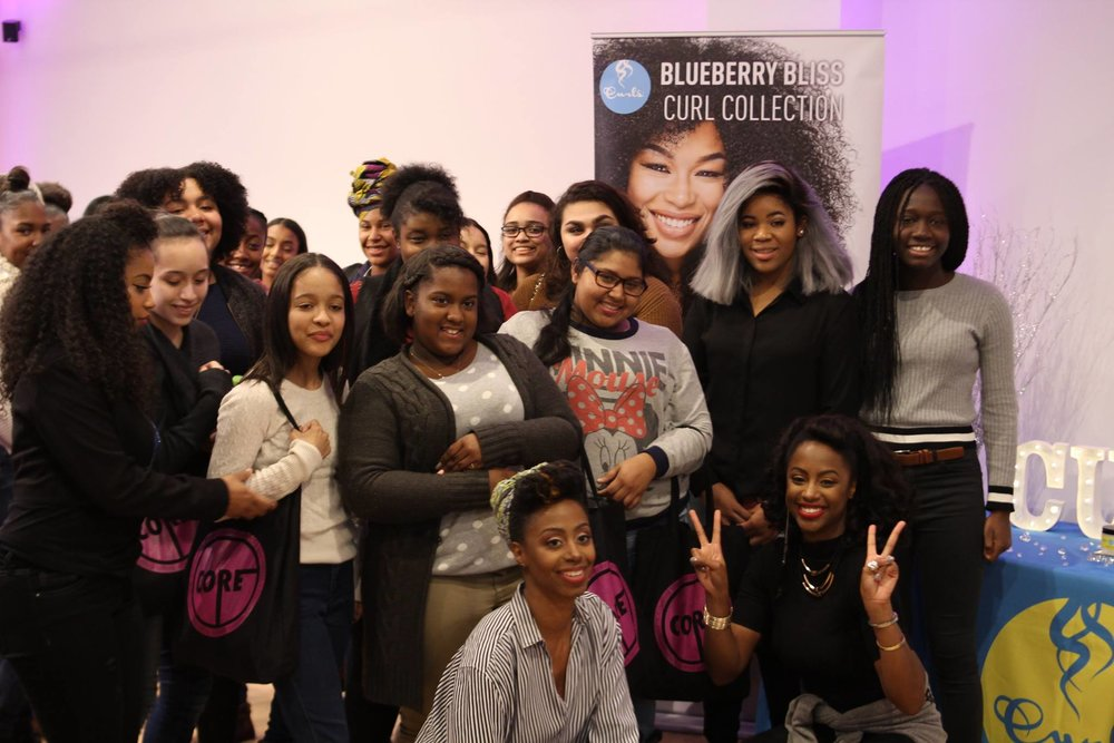 Beautifully Bold Teen Panel Event Dec. 2016 by photographer EJ White