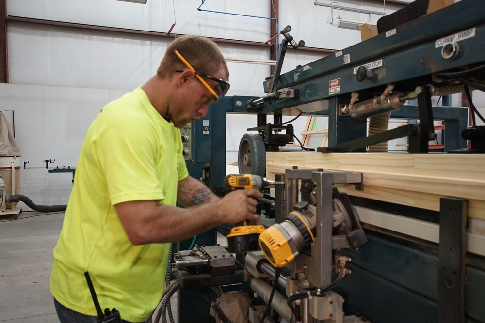 OHC Has Developed And Expanded Its Own On Site Custom Door Shop To Provide  Builders With Another Part Of The One Stop Solution For Custom, Spec, ...
