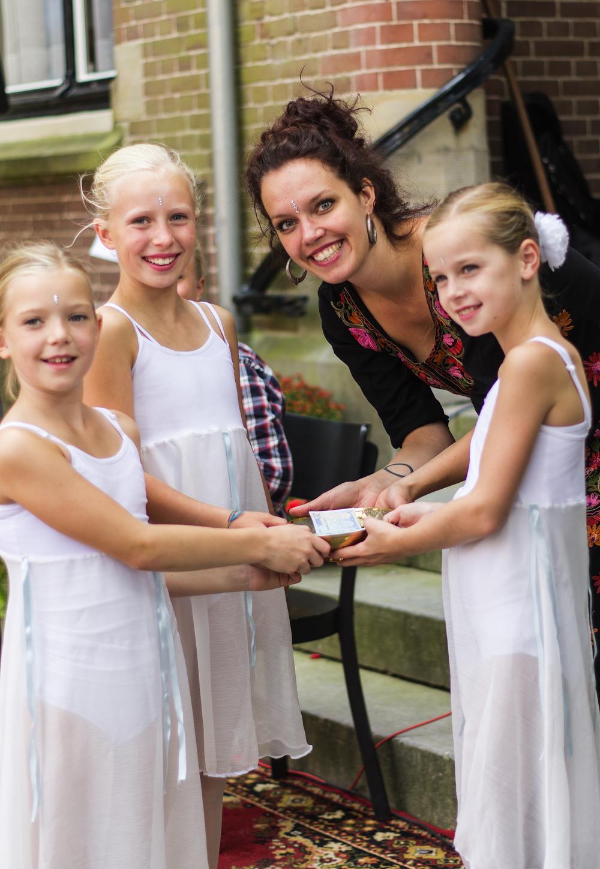 Enkhuizer Ballet School danst voor Nepal