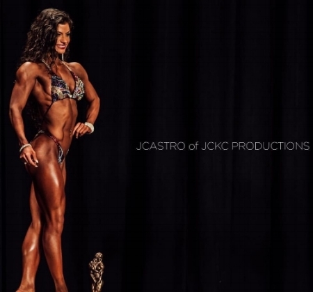 f.a.m. member ifbb pro blanca siles
