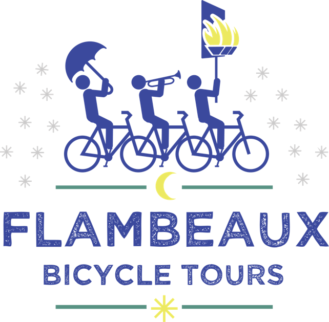 Flambeaux Bicycle Tours | Shedding Light on New Orleans Heritage