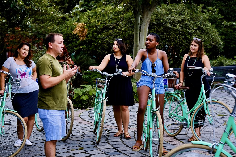 New Orleans Bike Tour | Heart of the City