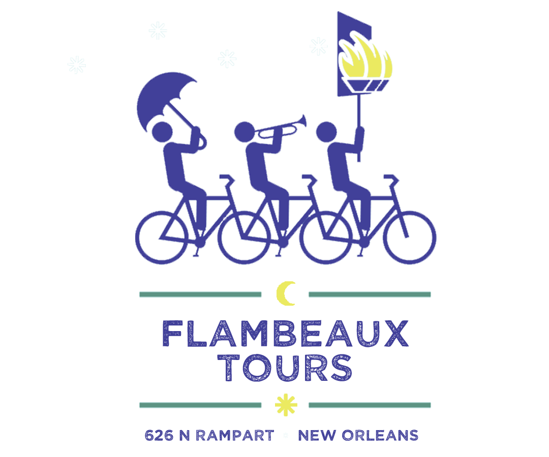 Flambeaux Bicycle Tours | Shedding Light on New Orleans Heritage | New Orleans Bike Tours
