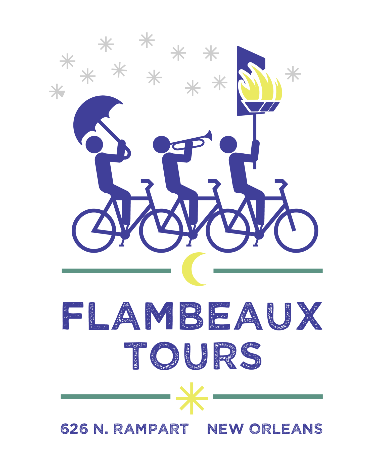 Flambeaux Bicycle & Walking Tours | New Orleans Small Group Bicycle & Walking Tour Company