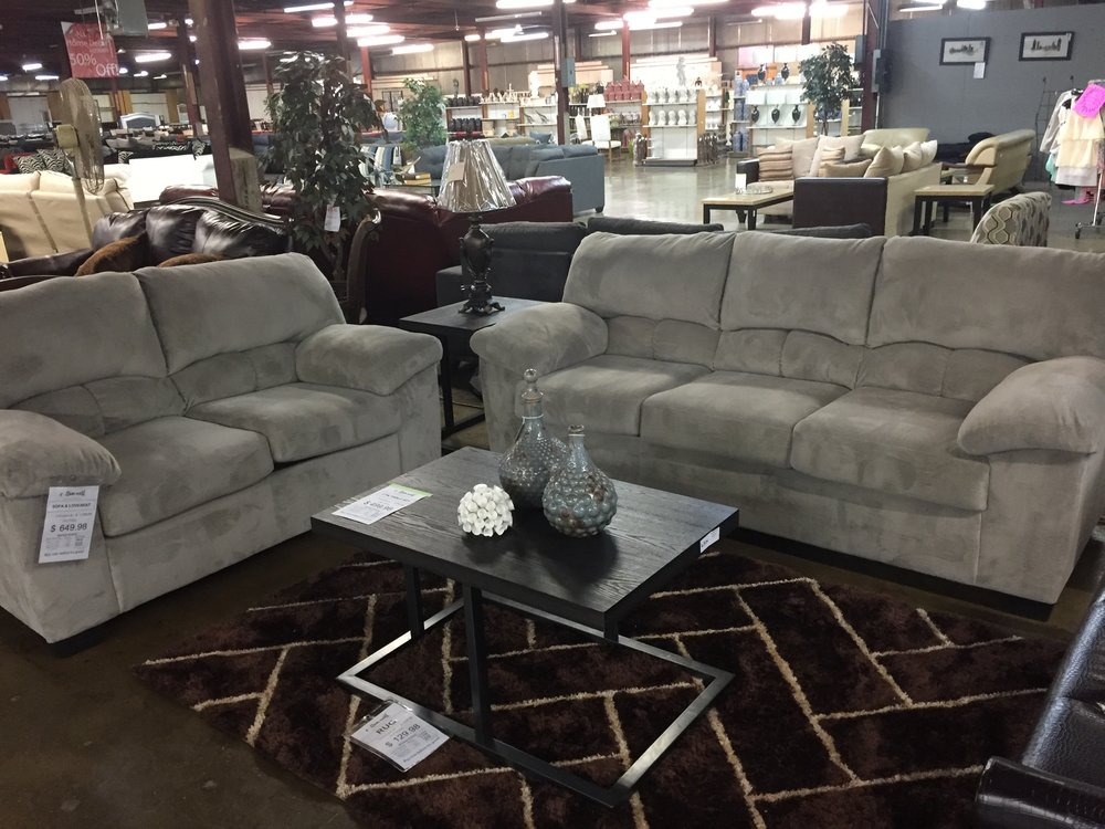 Cotton Mill Consignments