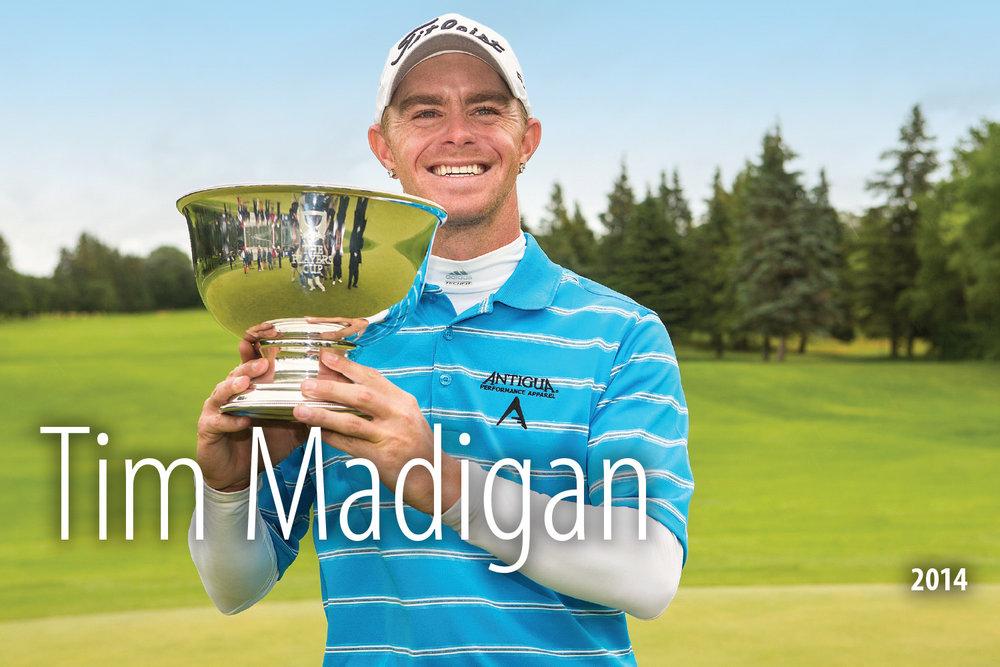 Tim Madigan