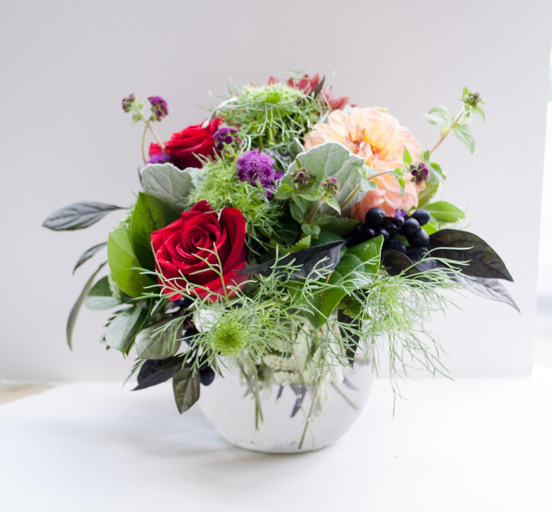 Fresh Flower Arrangements Daisy Digins