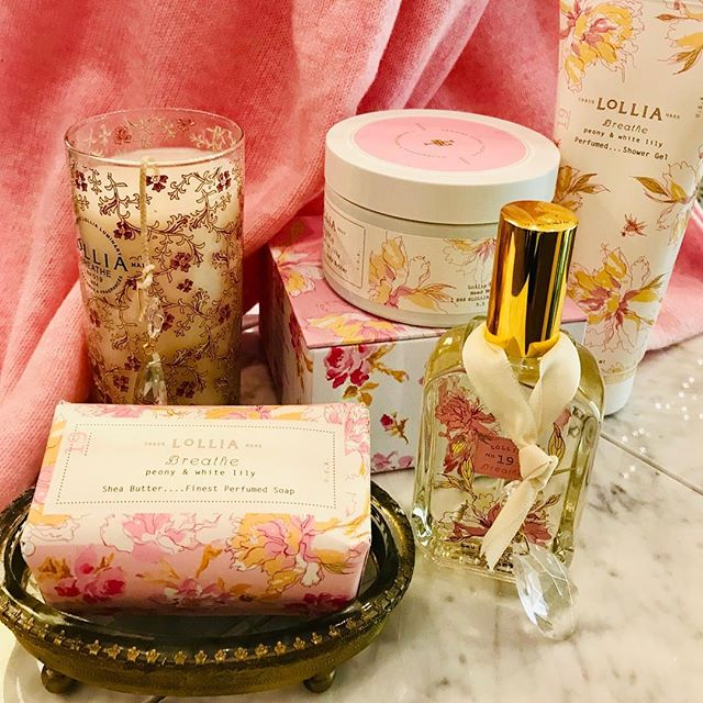 We have one of Oprah's favorite things in stock for you! Lollia Body Butter and the entire collection!  #lollialife #daisydigins #breathe #barringtonri #oprahsfavoritethings