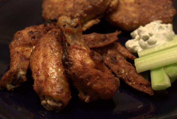 baked chicken wings recipe