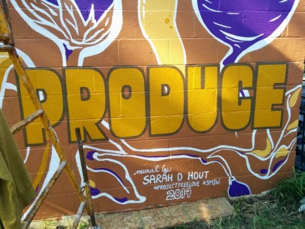 sarah hout mural signature