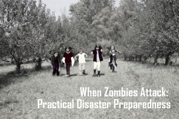 practical disaster preparations