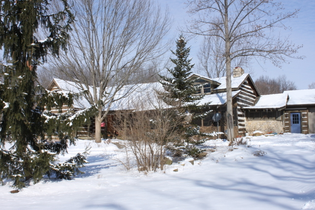 log cabin rental stahl farms