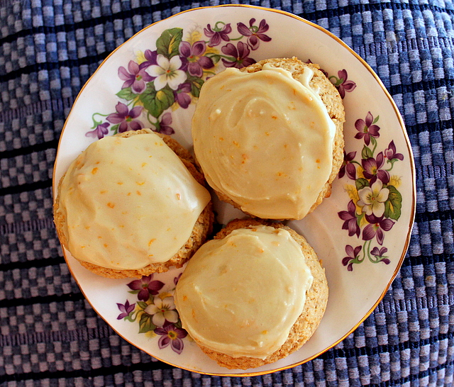 orange cookies recipe