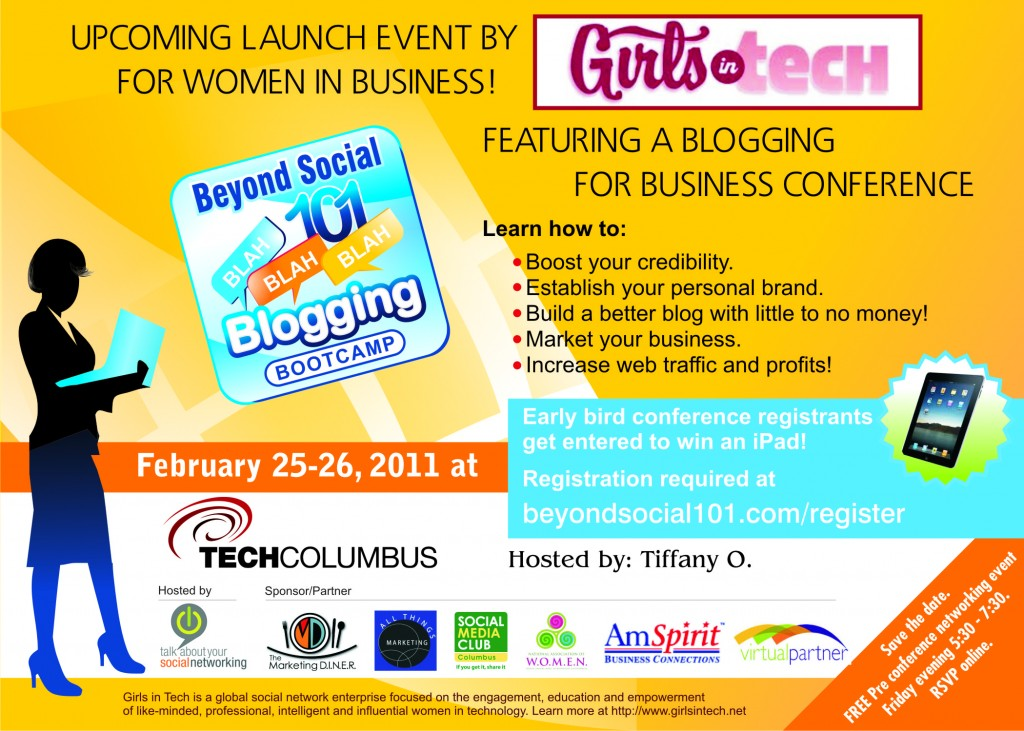 come to beyond social ohio blogging conference