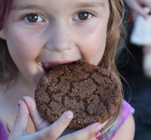 child friendly gingersnap recipe