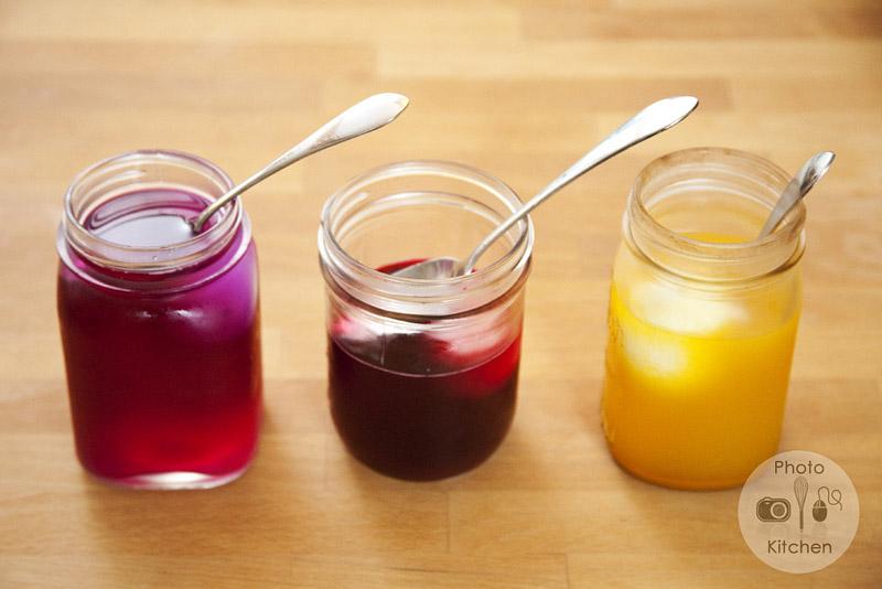 eggs in natural dye