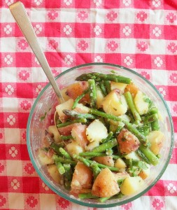 saucy mama potato salad recipe
