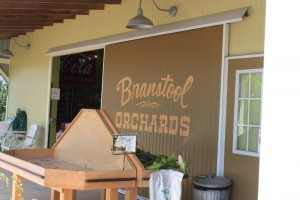 branstool orchards sale barn