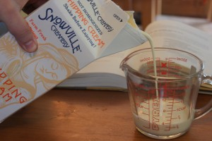 measuring snowville cream