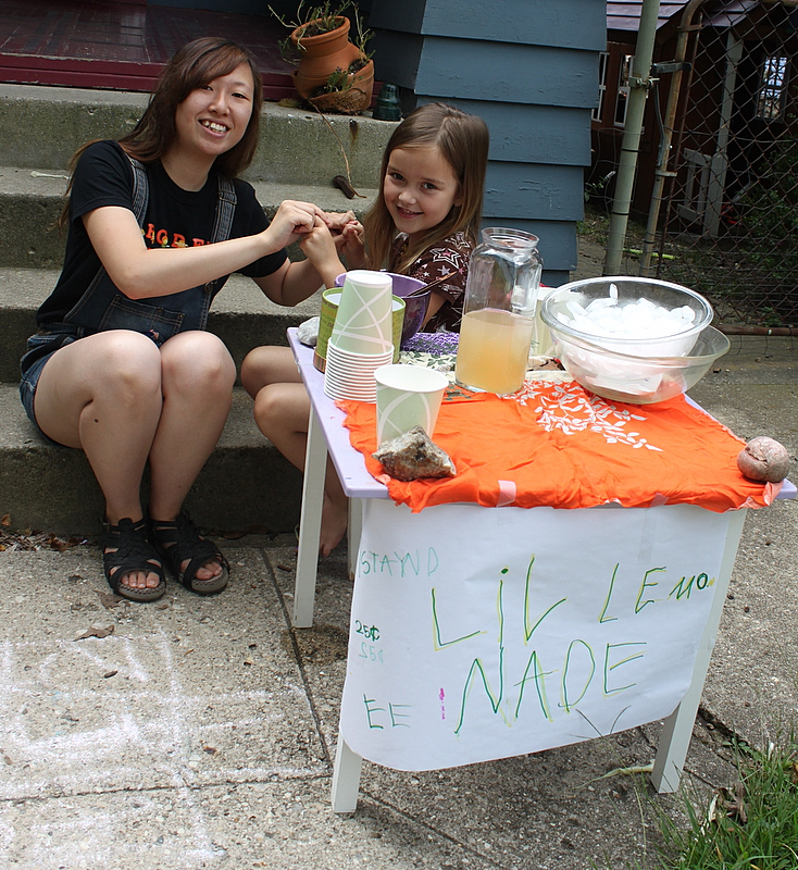 Child's Lemonade Stand