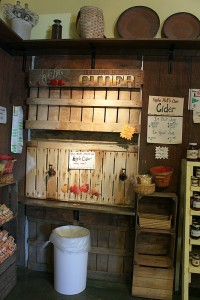 apple hill orchard store cider ohio