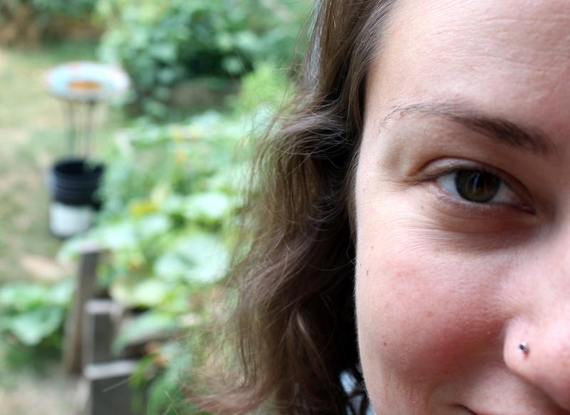 Rachel Tayse Baillieul self portrait