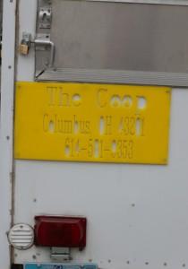 the coop truck details