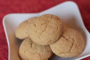 whole wheat snickerdoodle recipe