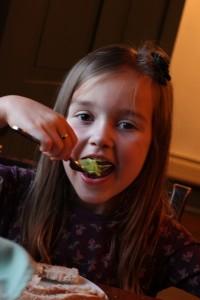 murphin child salad