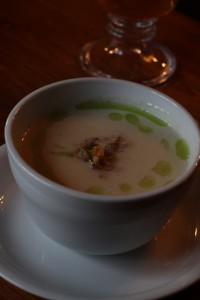 murphin pear soup