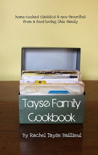 tayse family cookbook download