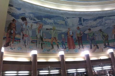 cincinnati museum center mural