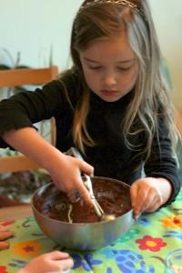 scopping chocolate truffles recipe