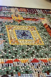 findlay market floor emblem