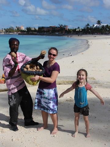 peanut man araway kay bahamas