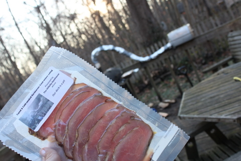 hillbilly ham house packaged products