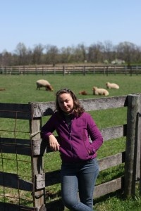 rachel farm portrait