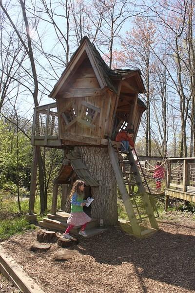 treehouse innis