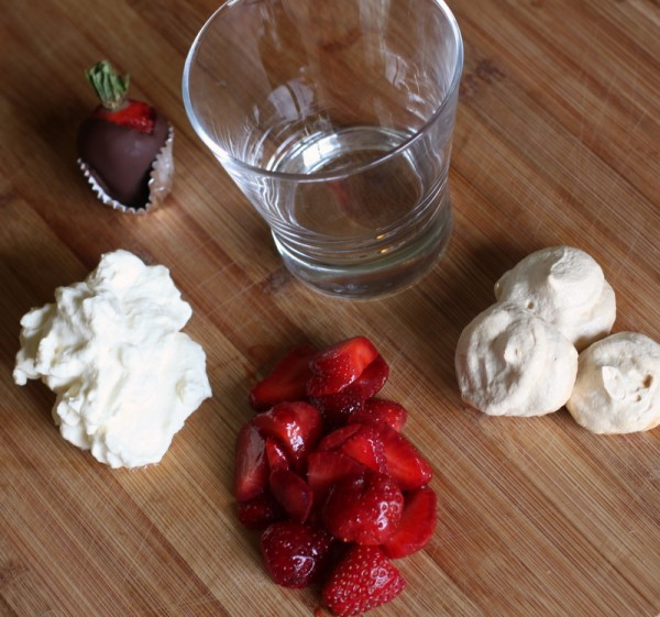 eton mess deconstructed