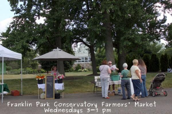 franklin park farmers' market