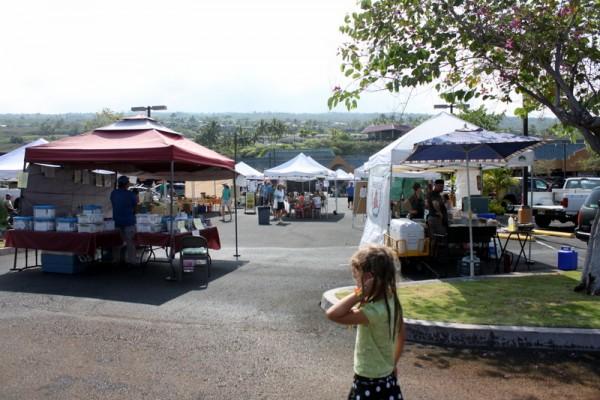 keahou kona farmers market