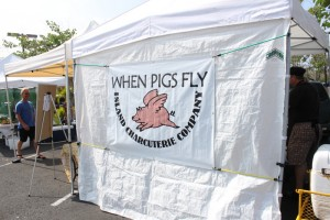 when pigs fly charcuterie