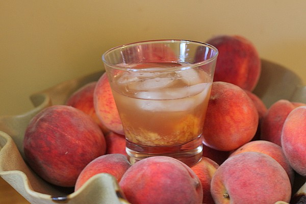 peach old fashioned recipe