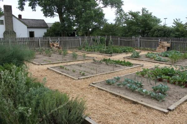ohio village gardens