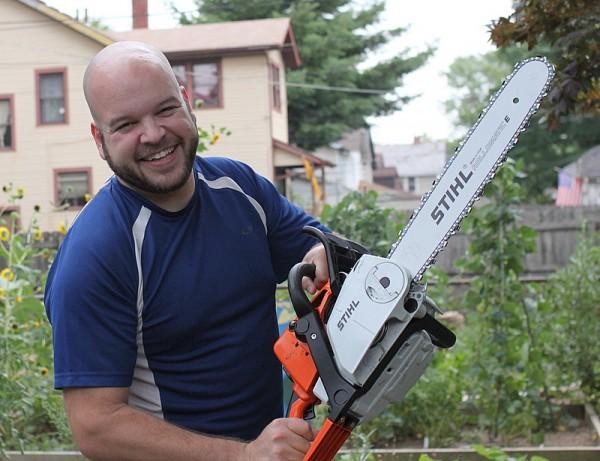 alex chainsaw